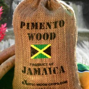 Pimento Wood Chips 2 Pounds
