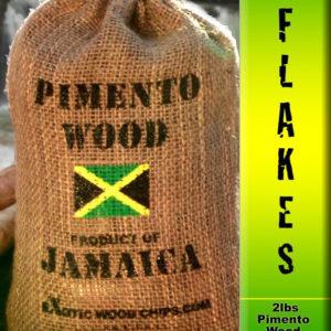 Pimento Wood Flakes