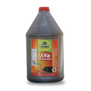 Jerk Seasoning – Wet Rub – 1 Gallon / 9.4lbs