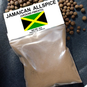Ground Pimento Spice – (Jamaican Allspice – 2 OUNCES)